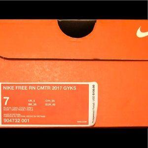 Brand new Nike Gyakusou sneakers ladies size 7